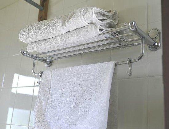 Mum's Garden Resort: 浴室のタオル十分です
