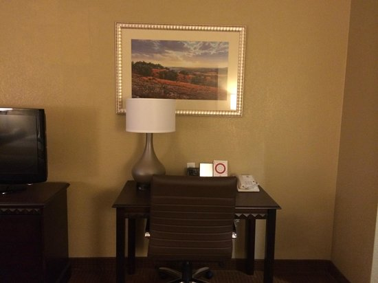 Comfort Suites Austin Airport : nicely appointed