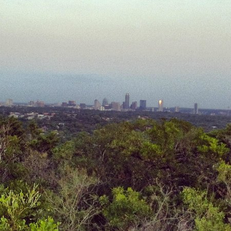 Mount Bonnell : View from Mt. Bonnell