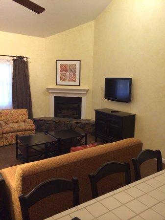 FogCatcher Inn : Family suite