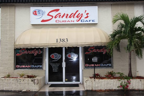 Sandys Cuban Cafe