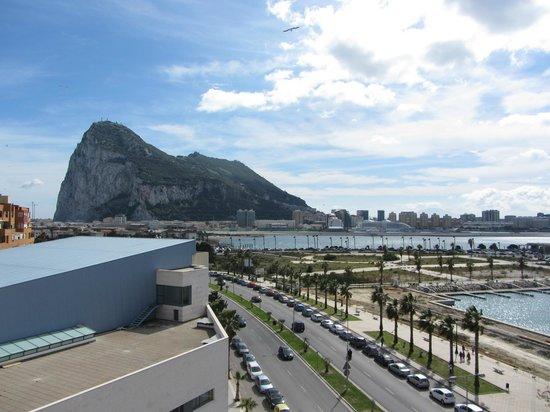 Ohtels Campo de Gibraltar : GIBRALTAR DESDE ASUR