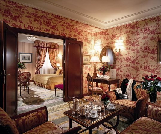 Hotel Ritz, Madrid: Junior Suite