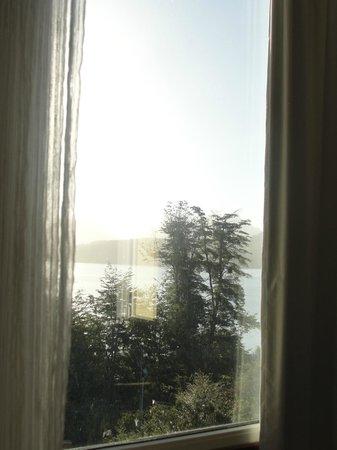 Hosteria Le Lac: Vista al lago