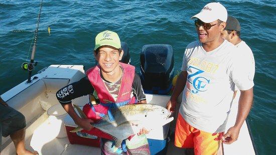 Hacienda Dona Carmen: Tour de pesca