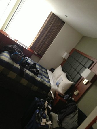 Club Quarters Hotel, Central Loop : Room