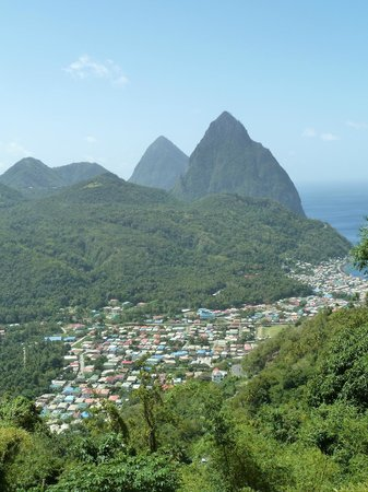 Cosol Tours: Pitons, St. Lucia