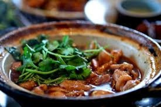 Soall Bistro: Clay pot Chicken