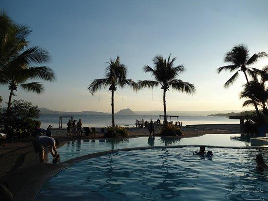 Club Balai Isabel: view from Terraza cafe-Terraza pool