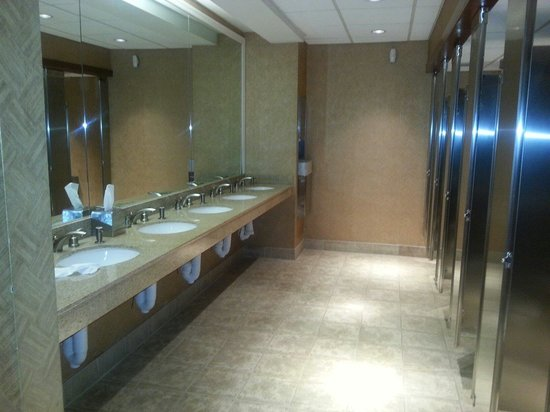 Hilton Stamford Hotel & Executive Meeting Center : Ground floor ladies room
