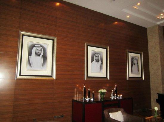 Grosvenor House Dubai: Lobby - Tower 2