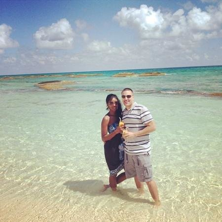 El Dorado Royale, by Karisma : ankle high beach
