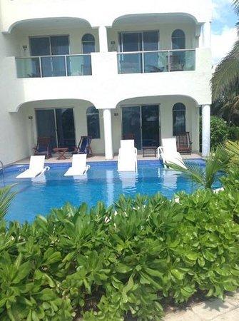 El Dorado Royale, by Karisma : swim up rooms