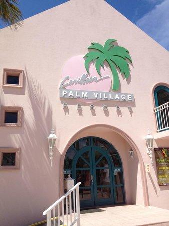 Caribbean Palm Village Resort : Main office!