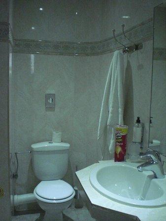 BEST WESTERN Hotel de Madrid: Banheiro