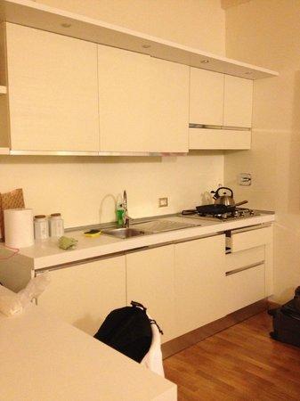 Al Centro Storico Roma Suite: cocina