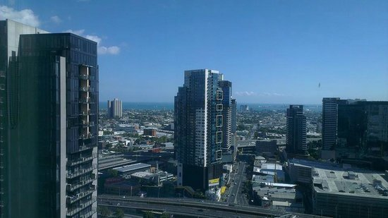 Melbourne Short Stay Apartments at SouthbankOne: View from 3105