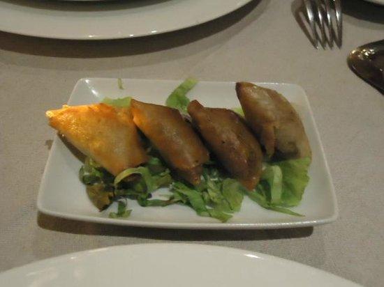 Restaurant of La Maison Arabe : Tasty food!