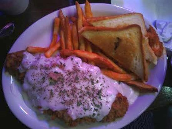 Randy's Ice House : THE Awesome Chicken Fried Steak