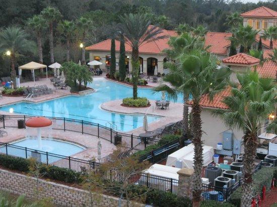 Tuscana Resort Orlando by Aston: Vista de la pileta