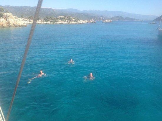 Kaletour Tourism/ Day Tours: MEDITERRANEAN SEA