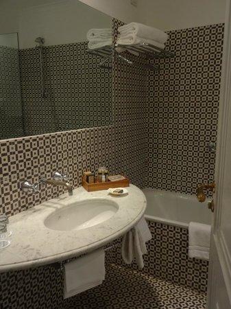 Hotel della Piccola Marina : Excelente banheiro