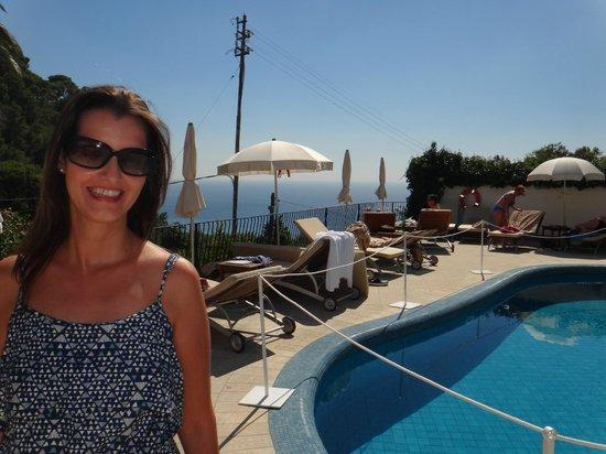 Hotel della Piccola Marina : Delícia de piscina!