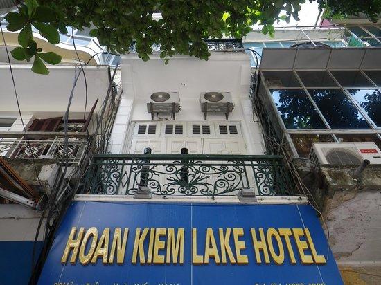 Hoan Kiem Lake Hotel: те самые номера с балконом - на 2 и 3 этажах