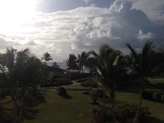 Coconut Bay Beach Resort & Spa: View from our room