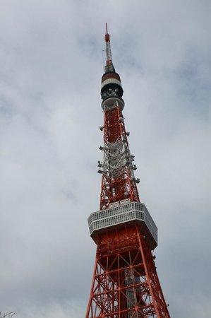 Shiba Park Hotel : Tokyo Tower
