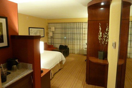 Courtyard Lexington Keeneland/Airport : King room