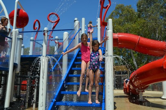 Marion Holiday Park: Water Park Fun at MHP!