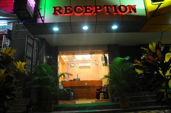 Golden Sun Inn : Reception