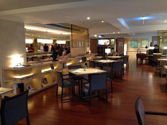 Hotel Cozzi Zhongxiao Taipei: Restaurant for breakfast