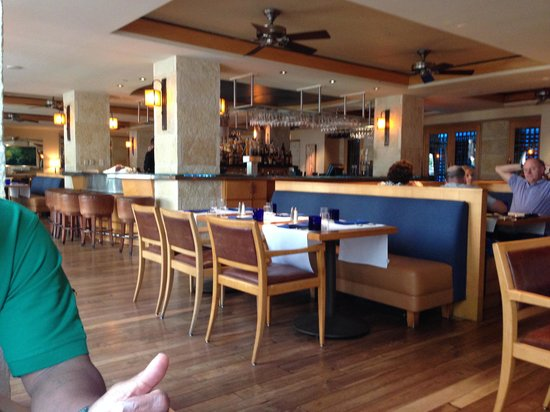 Mokara Hotel and Spa: Ostra Restaurant - serves an excellent breakfast
