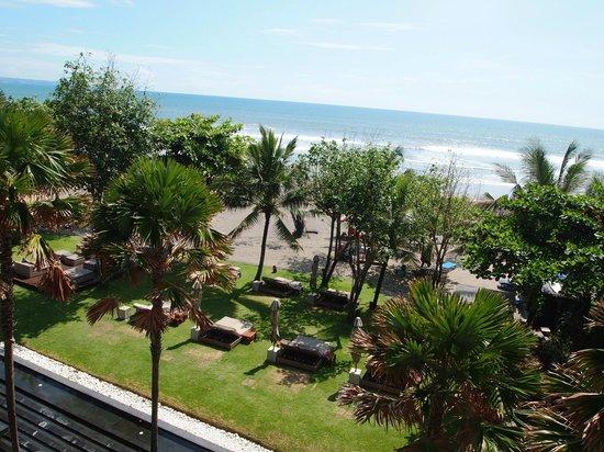 Anantara Seminyak Bali Resort: View from Ocean View Room