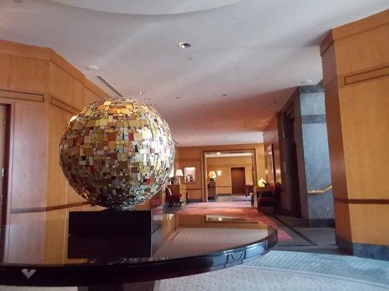 The Ritz-Carlton New York, Battery Park: Lobby do Hotel