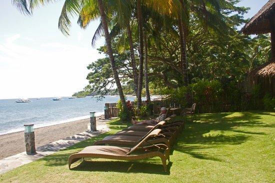 Atlantis Dive Resorts Dumaguete: Pure relaxation