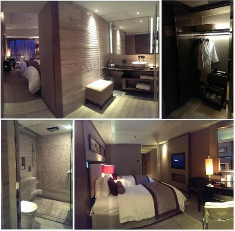 Pullman Shanghai Jing An: Narrow but well-designed Superior Twin