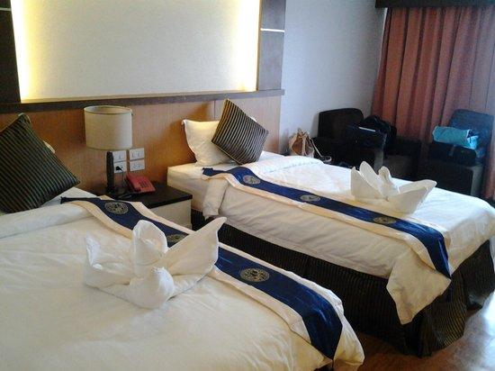 KpK Hotel  (Front Wing): Standard twin room