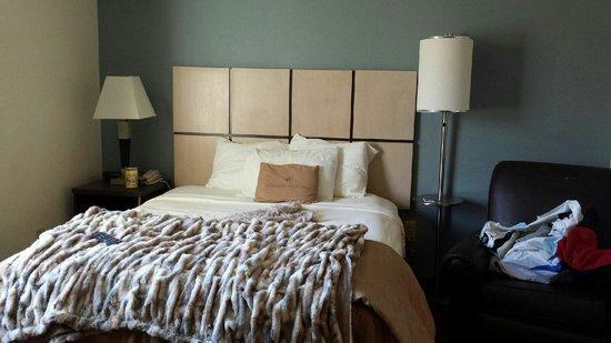 Candlewood Suites - Hampton: Suite