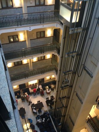 Hampton Inn & Suites Mexico City - Centro Historico: Foto interna