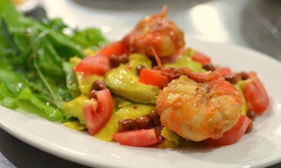 Restaurant Trattoria - La Terrasse : Insalata America
