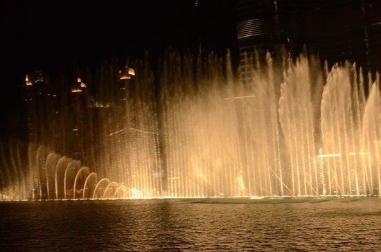 Dubai Fountains: lo recomiendo