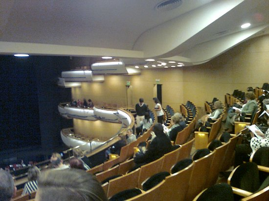 Ballet La Bayadera, Auditorio del SODRE - 2012