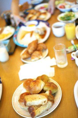 Kyukamura Minami-Izu: Breakfast Buffet