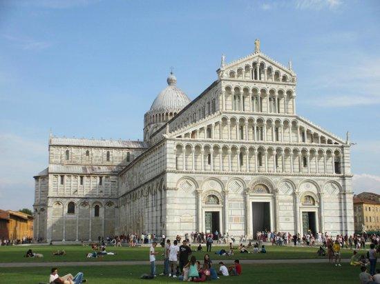Der Schiefe Turm von Pisa: Cathedral (Duomo di Pisa)