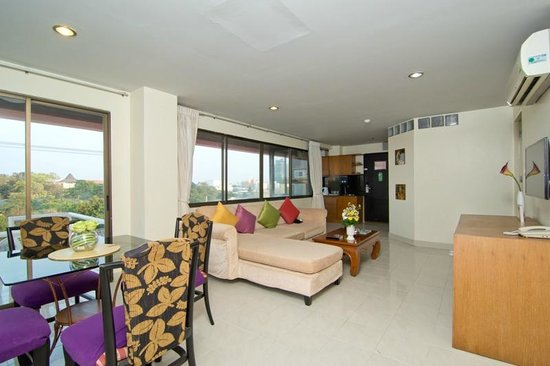 โรงแรมเบลลา วิลล่า เมโทร: Panoramic Suite