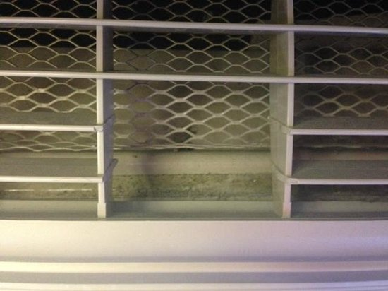 Microtel Inn & Suites by Wyndham BWI Airport Baltimore: Smell heater that was so dirty
