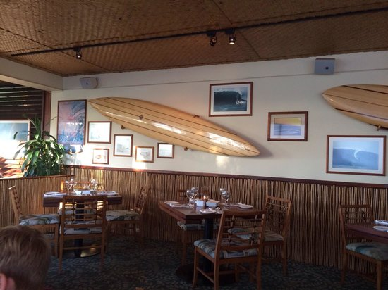 Haleiwa Joe's Seafood Grill : Board room wall of fame 2